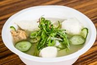 冷汁 - Cold miso soup