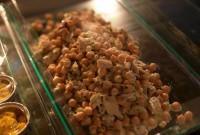ひよこ豆とツナのサラダ - chickpea and tuna salad