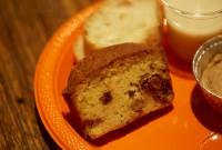 無花果と胡桃のパウンドケーキ - fig and walnut pound cake