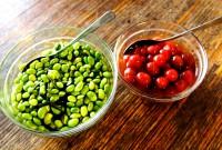 手作り浅漬け(枝豆とミニトマト)