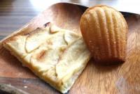 hico - アップルティンタルト&マドレーヌ / Apple thin tart & Madeleine
