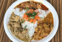 SPECIAL CURRY PLATE