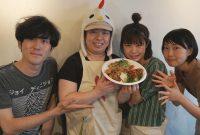 しゃくれ食堂 (SHAKURE SHOKUDO) /きしぱん(KISHIPAN)/くいしんぼうシスターズ (KUISHINBOU SISTERS)
