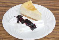 ベイクドチーズケーキ(Baked cheese cake)